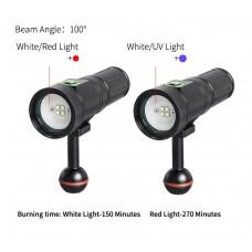 SUPE PV 22 and PV 22 UV - 2000 Lumens