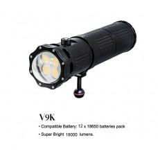 SUPE - V9K - 18.000 lumens