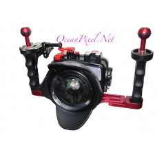 OLYMPUS - TG5 SET with Fisheye Lens
