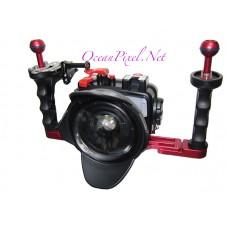 OLYMPUS - TG5 + PT 059 SET with Fisheye Lens